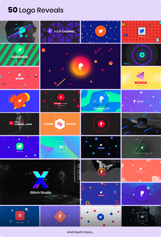 Infinity Graphic Pack - 16