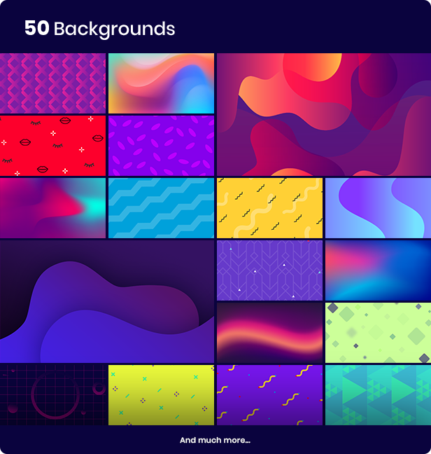 Infinity Graphic Pack - 28