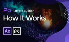 How To Work With The Particle Builder Plugin
