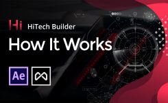 how to work with hi tech builder plugin