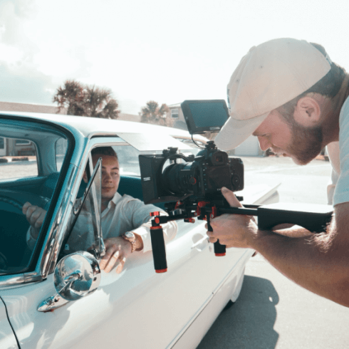 Which Cameras Do Filmmakers Use to Shoot Movies?