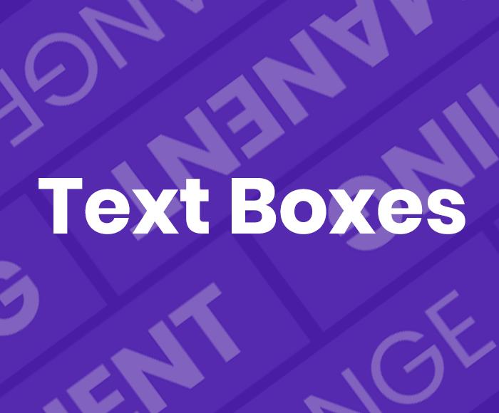 Resizable Text Box