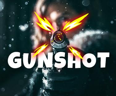 Gunshot FX