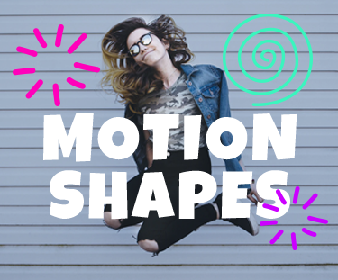 Motion Shapes