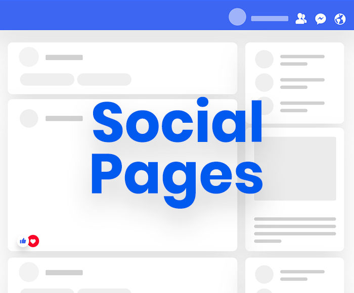 Social Pages