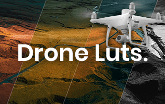 Colorify Drone LUTs