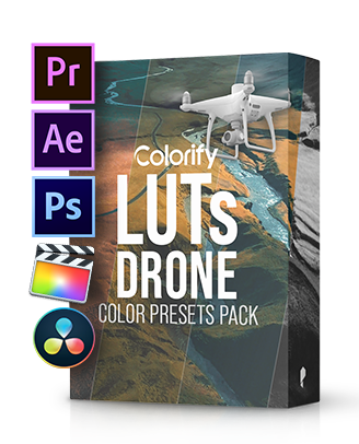 Drone-Luts-Pack