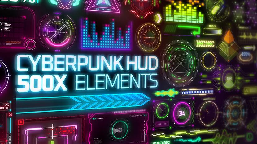 cyberpunk-hud