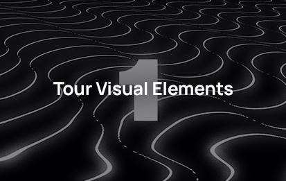 Tour Visual Elements