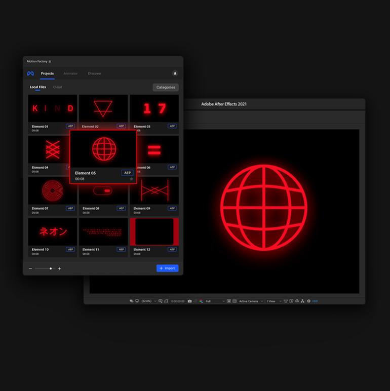 REDUX Cinematic HUD Details