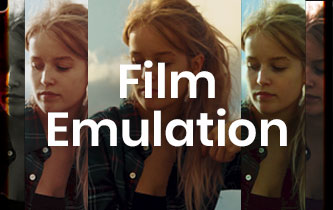Film Emulation LUTS